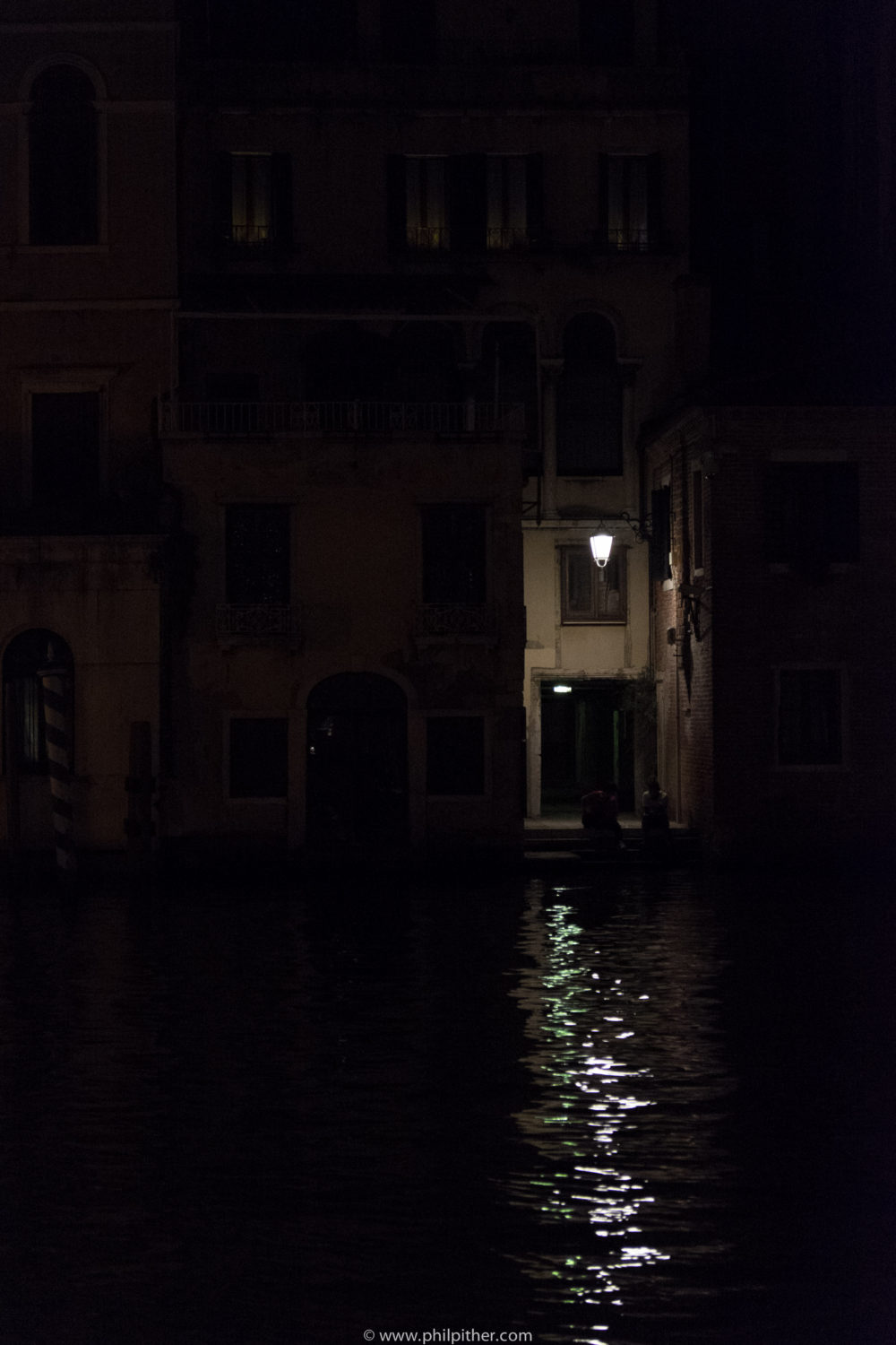 Night walk Venice